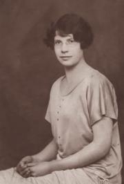 Elizabeth GIBSON 1903 - 1985