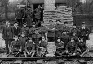 Thomas CONNORS - far right on the second row, kneeling
