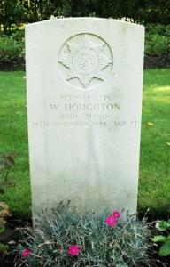 Wilf headstone