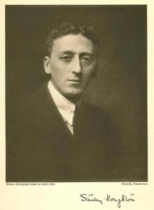 Stanley Houghton portrait