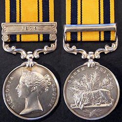South Africa campaign medal